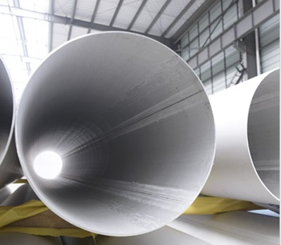 Big Diameter Pipe with Longitudinal Welding